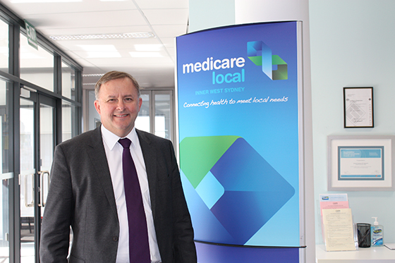 Albanese_Medicare Local